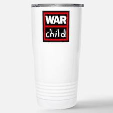 Warchild UK Charity Stainless Steel Travel Mug