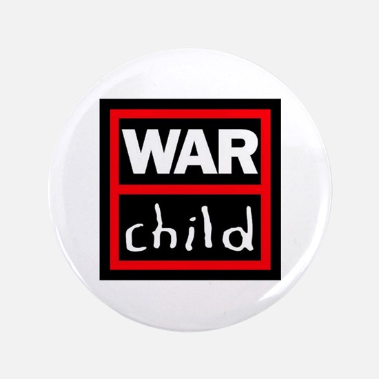 "Warchild UK Charity 3.5"" Button (100 pack)"