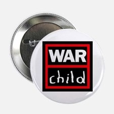 """Warchild UK Charity 2.25"""" Button (100 pack)"""