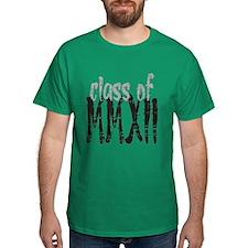 Class of MMXII 2012 T-Shirt