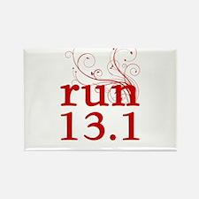 run 13.1 Rectangle Magnet