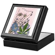 Unique Reefer Keepsake Box