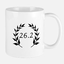 Marathon 26.2 Mug