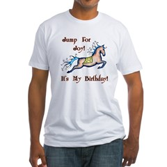 Joy Birthday Horse Shirt