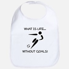 Soccer...Goals! Bib