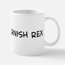 I Love My Cornish Rex Mug