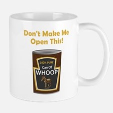 Can of Whoop Ass! Small Small Mug