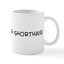 I Love My British Shorthair Mug