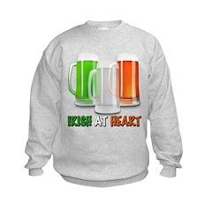 Irish at heart Sweatshirt
