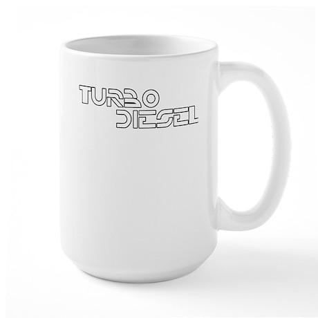 Turbo Diesel - Large Mug