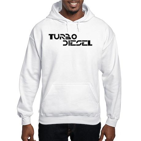 Turbo Diesel - Hooded Sweatshirt