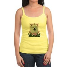 Mothers Day - Pink Tulips Singlets
