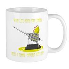 Lemon Death Ray Mug