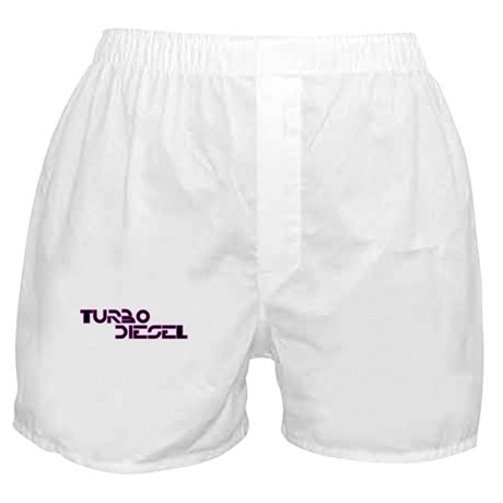 Turbo Diesel - Boxer Shorts