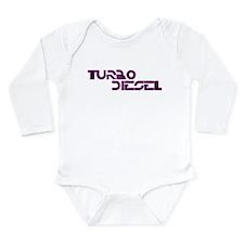 Turbo Diesel - Long Sleeve Infant Bodysuit