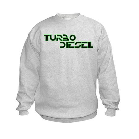 Turbo Diesel - Kids Sweatshirt