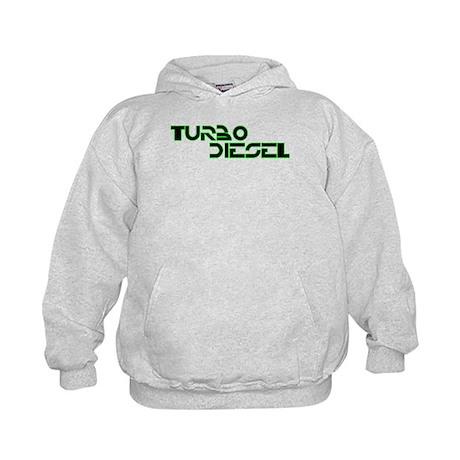 Turbo Diesel - Kids Hoodie