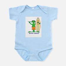 Hang Loose Frog Infant Bodysuit
