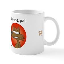 Rabid Woof 'Bite Me' Mug
