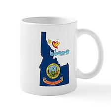 ILY Idaho Mug