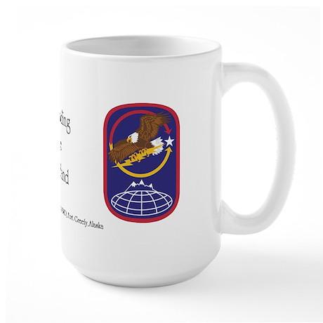 49th Missile Defense GMD Large Mug