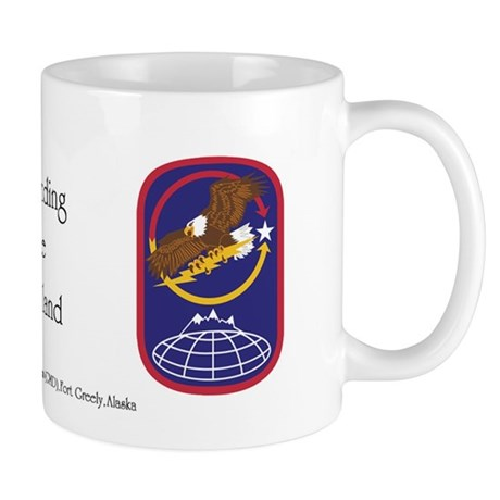 49th Missile Defense GMD Mug