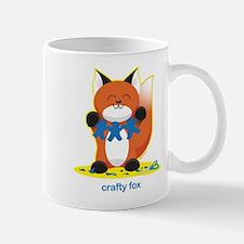 Crafty Fox Mug