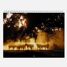 Horse Wall Calendar Judges Pick