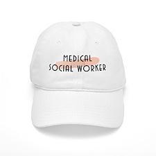 Medical Social Worker Baseball Cap