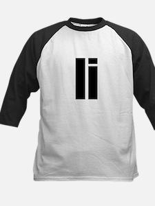 I Helvetica Alphabet Tee