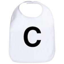 C Helvetica Alphabet Bib