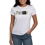 Buddha Baby = Wise Child on Women's T-Shirt