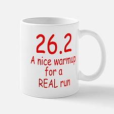 A Real Run Mug