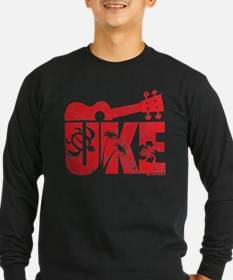 The Uke Red T