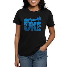 The Uke Blue Tee