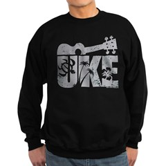 The Uke Gray Sweatshirt
