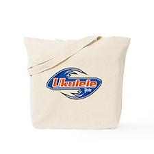 Ukulele Pride Tote Bag
