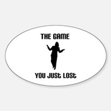 The Game Decal
