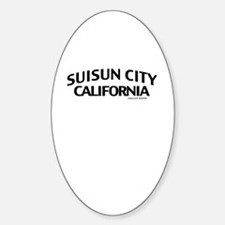 Suisun City Decal