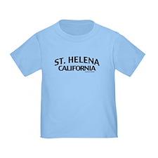 St Helena T