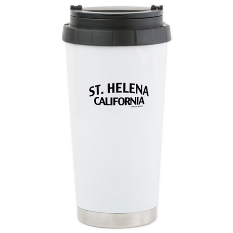 St Helena Stainless Steel Travel Mug