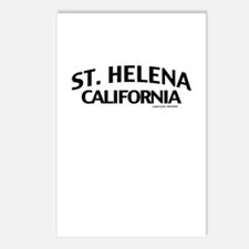 St Helena Postcards (Package of 8)