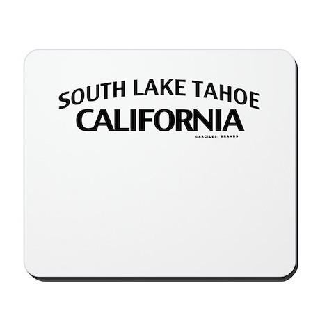 South Lake Tahoe Mousepad