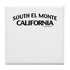South El Monte Tile Coaster