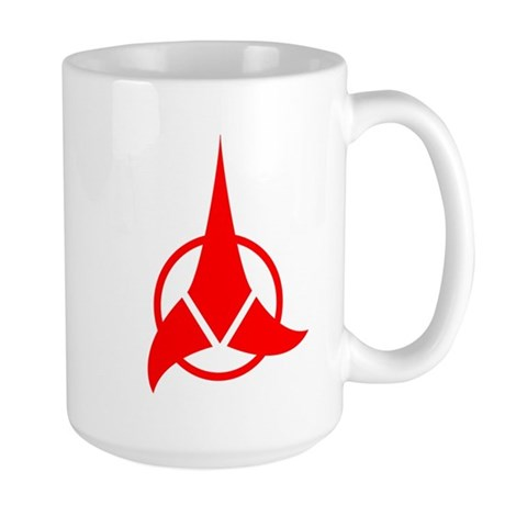 Klingon Insignia Large Mug