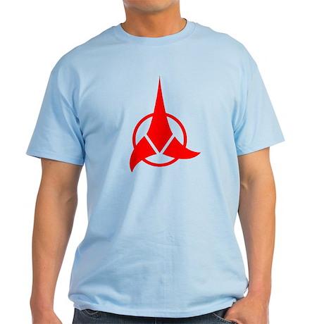Klingon Insignia Light T-Shirt