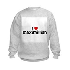 I * Maximillian Sweatshirt