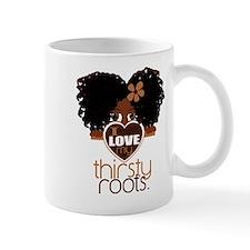 Curly Natural Afro Mug