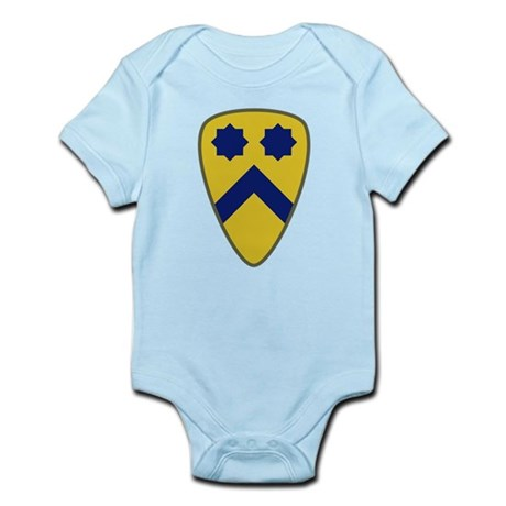 Buffalo Soldiers Infant Bodysuit