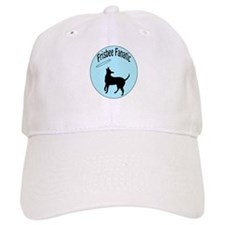 Frisbee Dog Fanatic Baseball Cap